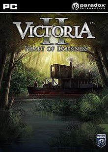 Victoria II: Heart of Darkness cover