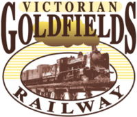Victorian Goldfields Railway logo