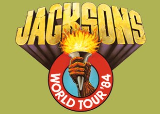 Victory Tour (The Jacksons tour) - Image: Victory Tour Logo