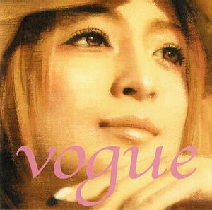 Vogue (Ayumi Hamasaki song) - Image: Vogue (Ayumi Hamasaki single cover art)