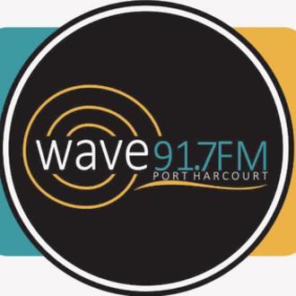 91.7 FM (Port Harcourt) - Image: Wave 91.7