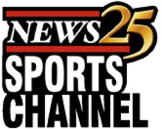 "WEHT - ""News 25 Sports Channel"" logo, used from 2009 to 2011."