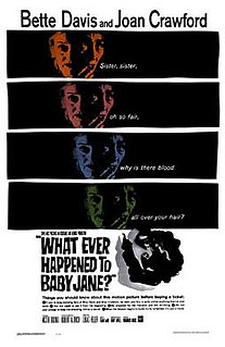 <i>What Ever Happened to Baby Jane?</i> (film) 1962 film by Robert Aldrich