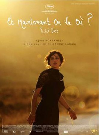 Where Do We Go Now? - Poster used in Cannes 2011