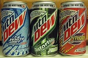 Dewmocracy 2 (2010) flavor finalists: White Ou...