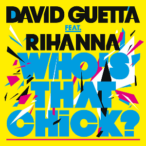Who's That Chick? - Image: Who's That Chick cover