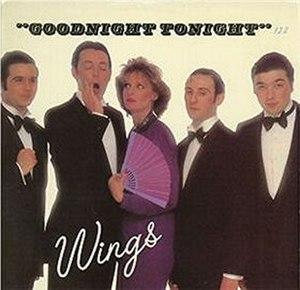 Goodnight Tonight - Image: Wings Goodnight Tonight