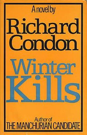 Winter Kills - First edition cover