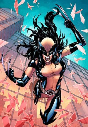 Wolverine (character) - Image: Wolverine (Laura Kinney)