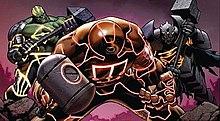 Fear Itself (comics) - Wikipedia