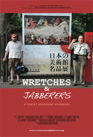 Wretches & Jabberers - Theatrical release poster