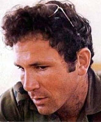 Yonatan Netanyahu - Last known photo, taken shortly before his death leading Operation Entebbe
