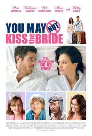 You May Not Kiss the Bride - Theatrical Poster