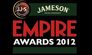 17th Empire Awards - The logo for the 17th Empire Awards
