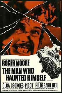 <i>The Man Who Haunted Himself</i> 1970 film by Basil Dearden