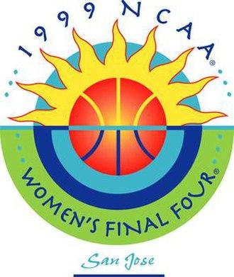 1999 NCAA Division I Women's Basketball Tournament - Image: 1999Womens Final Four Logo