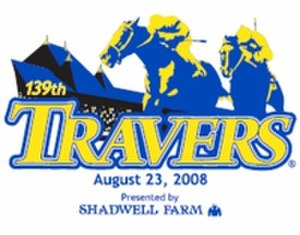Travers Stakes - Image: 2008travers