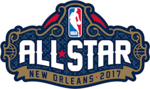 2017 NBA All-Star Game - Image: 2017 NBA All Star Game logo