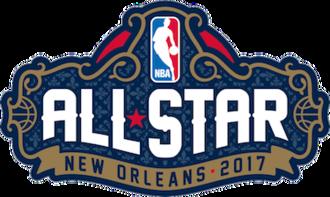 2017 NBA All-Star Game - Image: 2017 NBA All Star Game logo