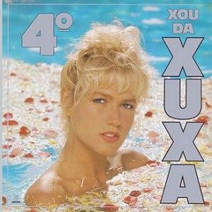4º Xou da Xuxa - Image: 4.º Xou da Xuxa (album)