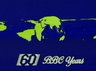 BBC Television - A special ident was created in 1982 to celebrate 60 years of the BBC.