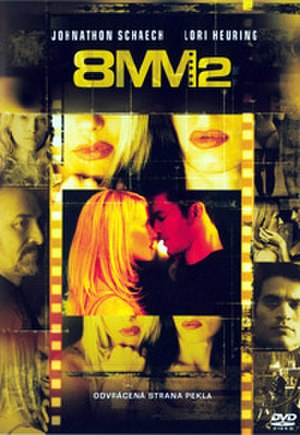 8mm 2 - DVD cover