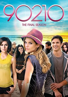 90210 co stars dating