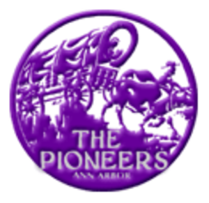Pioneer High School (Ann Arbor, Michigan) - Image: A2Pioneer Logo