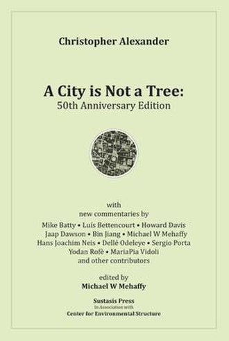 A City is Not a Tree - Image: ACINA Tcover 2