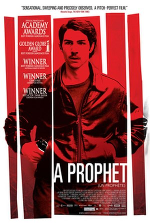 A Prophet - Theatrical release poster