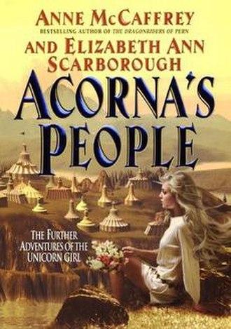 Acorna's People - Image: Acorna's People novel cover