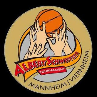 Albert Schweitzer Tournament - Image: Albert Schwetizer Tournament Logo