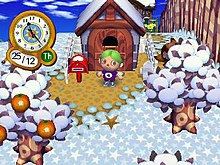 Animal Crossing: City Folk - Wikipedia
