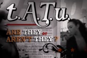 """All About Us (song) - A shot from the """"All About Us"""" video"""