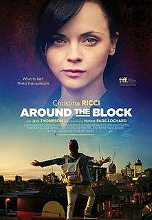 <i>Around the Block</i> (film) 2013 film by Sarah Spillane