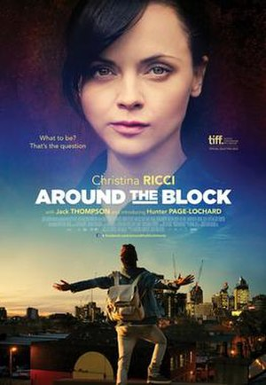 Around the Block (film) - Theatrical film poster