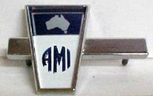 Australian Motor Industries - Image: Australian Motor Industries Emblem