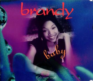 Baby (Brandy song) 1994 single by Brandy