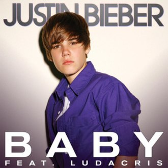 Baby (Justin Bieber song) - Image: Babycoverart
