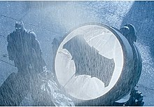 how to make a batman signal
