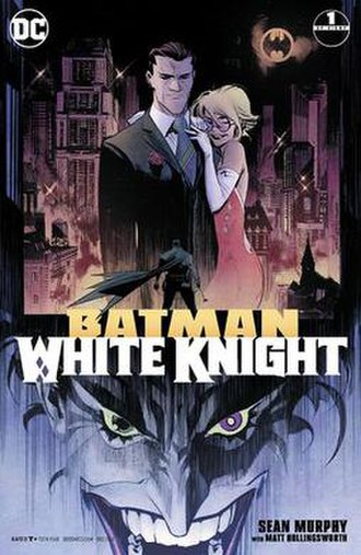 Batman: White Knight - Image: Batman White Knight 1