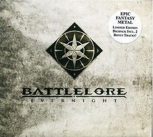 Evernight (album) - Image: Battlelore Evernight Specialediton
