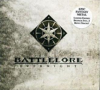 Evernight (album) - Image: Battlelore Evernight Specialediton