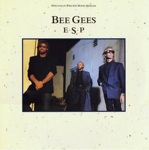 E.S.P. (song) - Image: Bee Gees ESP