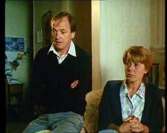 The Beiderbecke Trilogy - Trevor Chaplin and Jill Swinburne, played by James Bolam and Barbara Flynn