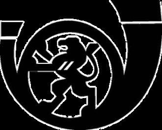 Bulgarian Posts - Logo of Bulgarian Posts