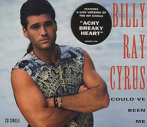 Could've Been Me - Image: Billy Ray Cyrus Couldve been me