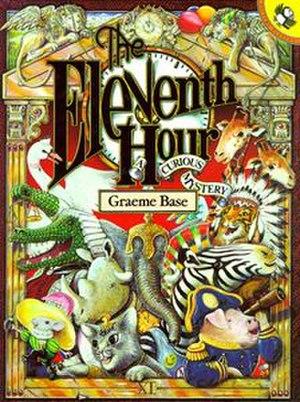 The Eleventh Hour (children's book) - Image: Bk elevn