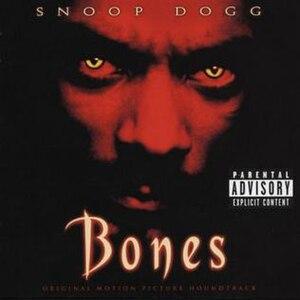 Bones (soundtrack) - Image: Bones OST Soundtrack