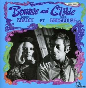Bonnie and Clyde (Serge Gainsbourg and Brigitte Bardot album) - Image: Bonnie and Clyde